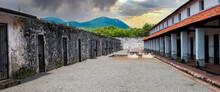 French Colonial Prison In Con Dao, Viet Nam