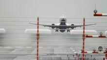 Midl Shot, Taking Off Plane