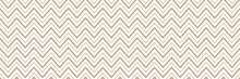 Abstract Seamless Zig Zag Pattern Background. Simple Pastel Lines Texture Creative Design. Cute Style Chevron Vector Elements. Suit For Printing, Wrapping Paper, Wallpaper, Fabric, Backdrop