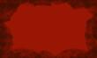 Czerwone tło z wycieraną ramką.
