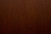 Background Of Orange Brown Iron Wall Texture Horizontal Photo