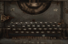 Maquina De Escribir Vieja