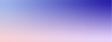 Rose Quartz, Lilac, Periwinkle, Blue Iris Gradient Wallpaper Background Vector Illustration