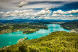 canvas print picture - Wörthersee