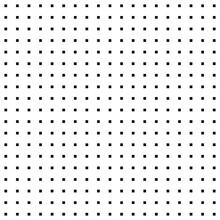 Seamless Geometric Ornament . Black Color .Little Boxes.