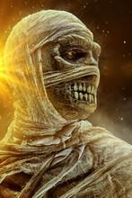 Awakening Of Mummy