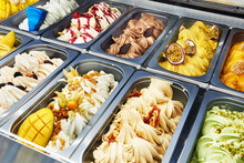 Ice Cream Trays