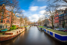 Amsterdam, Netherlands Historic Canals