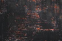 Black Grunge Metal Texture
