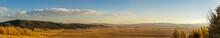 Scenery Autumn Landscape In The Rocky Mountains Of Colorado - Kenosha Pass