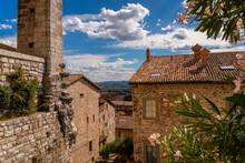Gubbio Vicolo Medievale
