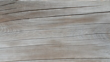 Gray Brown Beige Wood Texture Horizontal Crack For Background, Wallpaper, Material For Texture 3D