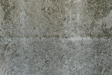 The Texture Of A Stone Wall, Floors, Concrete Destruction, Overgrown With Moss And Grass Of Antiquity, The Foundations Of Building Reinforcement And Ceilings, Chips, Paint Stains