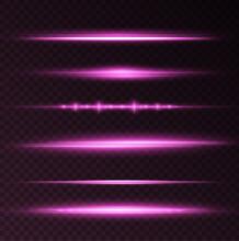 Light Pink Twirl. Curve Light Effect Of Pink Line. Luminous Pink Circle. Light Pink Pedistal, Podium, Platform, Table. Vector PNG. Vector Illustration