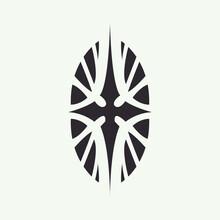 Meridia Symbol From The Elder Scrolls Vector Illustration