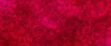 Vintage Horizontal Background Design With Indian Red, Old Mauve And Bright Pink Color