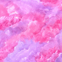 Pink- Lilac Abstract Background With Streaks And Waves