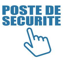 Logo Poste De Sécurité.