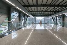 Subway Station In Chongqing ,china