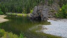 Bromley Rock Provincial Park British Columbia