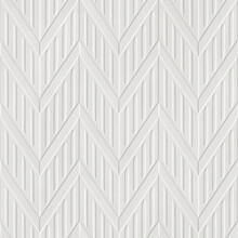 Embossed Motif Pattern On Paper Background, Seamless Texture, Chevron And Stripes Pattern, Paper Press, 3d Illustration