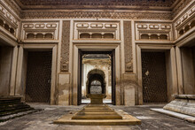 Persian Architecture Of Paigah Tombs