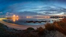 Dawn At Applecross Foreshore, Perth, Western Australia