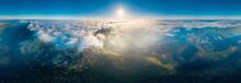 Flight Over The Misty Mountain Syvulya