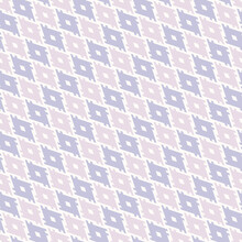 Geo Ethnic Pattern. Seamless Tribal Illustration With Lilac Diagonal Lines And Shapes. Vector Ornament Is Used In The Design Of Carpets, Wallpaper, Textiles, Plaid, Clothing, Packaging, Wrapping