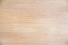 Close-up Texture Of Natural Birch Veneer.