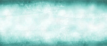 Abstract Green Grunge Watercolor Background Texture
