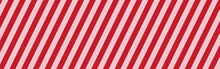 Seamless Ripple Pattern. Repeating Valentine Holiday Vector Texture In Nuance Colors. Cheerful Love Background