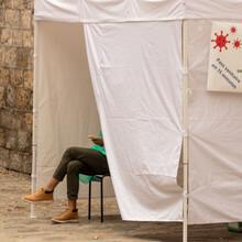Tente Pour Faire Un Test Anti Covid