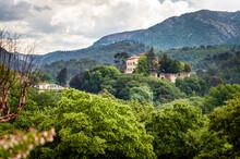 France, Aix-en-Provence, Vauvenargues, Vauvenargues Castle