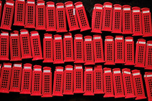 UK, London, Camden Town, Telephone Booth Souvenirs