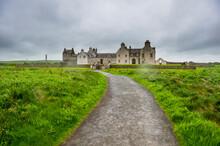 United Kingdom, Scotland, Orkney Islands, Mainland, Historic Skaill House