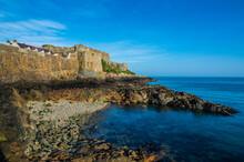 United Kingdom, Channel Islands, Guernsey, Saint Peter Port, Cornet Castle