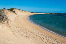 Beach Near Cape Jaffa, South Australia, Australia