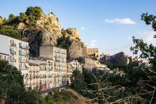 Italy, Sicily, Nicosia