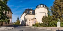 Germany, Thuringia, Weimar, Duchess Anna Amalia Library, HAAB, Alexander Pushkin Memorial