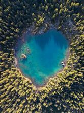Lago Di Saoseo, Grisons, Switzerland