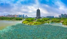 Wuxiang Lake Park, Nanning, Guangxi