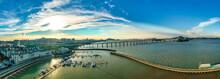 Nansha District View In Guangzhou, Guangdong Province Scenery