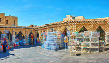 The Square Of Birds Market, Souq Waqif, Doha, Qatar