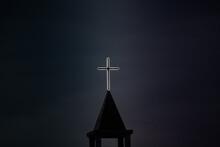 십자가, 개신교, 기독교, 하늘
