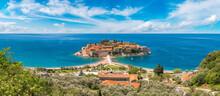 Sveti Stefan Island In Budva