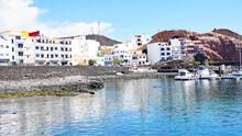 Port And Beach Of La Restniga, El Hierro, Santa Cruz De Tenerife, Canary Islands, Spain, Europe