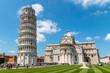 canvas print picture - Pisa