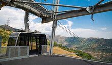 Longest Reverse Cable Car In The World