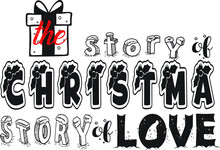 Eye-catching Christmas SVG